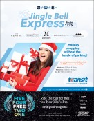 Jingle Bell Express Route 1225