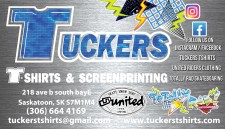 TUCKERS TSHIRTS and SCREENPRINTING