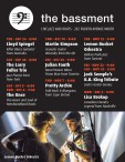 The Bassment LIVE JAZZ AND ROOTS