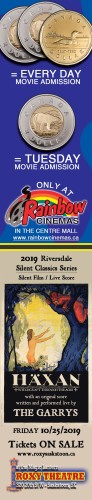 Movie Admission at Rainbow Cinemas