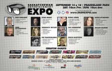 SASKATCHEWAN ENTERTAINMENT EXPO