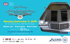 13th Annual Access Communications Labor Day ShowNShine