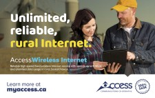 Unlimited, reliable, rural Internet