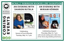 BOOK SELLERS  MCNALLY ROBINSON©  COMING EVENTS