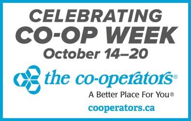 Co-Operators CELEBRATING CO-OP WEEK