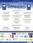 The Twenty Seventh Saskatchewan Book Awards