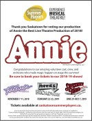EXPERIENCE MUSICAL THEATRE!