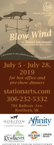 Station Arts Centre presents...