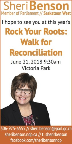 Rock Your Roots: Walk for Reconciliation