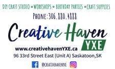 Creative Haven DIY Craft Studio