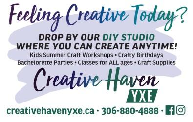 Feeling Creative Today?