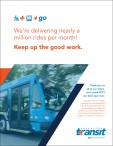 Make 2019 Saskatoon Transit Service's best year ever