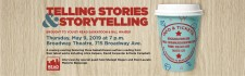 TELLING STORIES and STORYTELLING