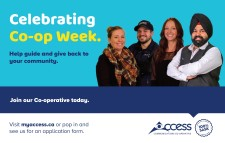 Celebrating Co Op Week