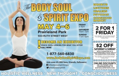 The BODY SOUL & SPIRIT EXPO