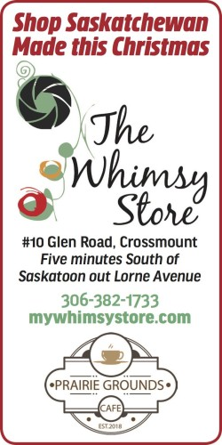 Shop Saskatchewan Made this Christmas