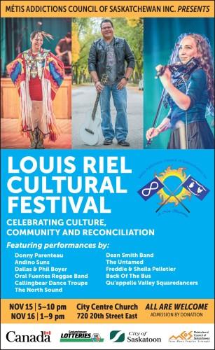 LOUIS RIEL CULTURAL FESTIVAL