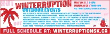 WINTERRUPTION OUTDOOR EVENTS