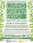 saskatchewan LIVING GREEN EXPO