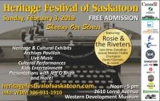 Heritage Festival of Saskatoon FREE ADMISSION
