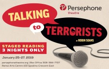 TALKING TO TERRORISTS BY ROBIN SOANS