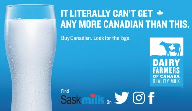 Buy Canadian. Look for the logo.